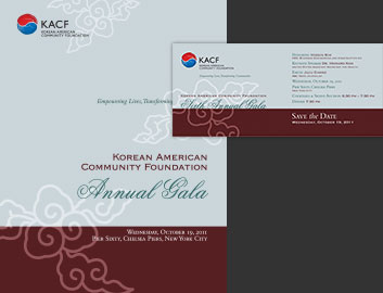 Korean-American Community Foundation Annual Gala