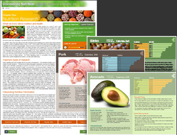 Understanding Nutrition and Well-Being course website